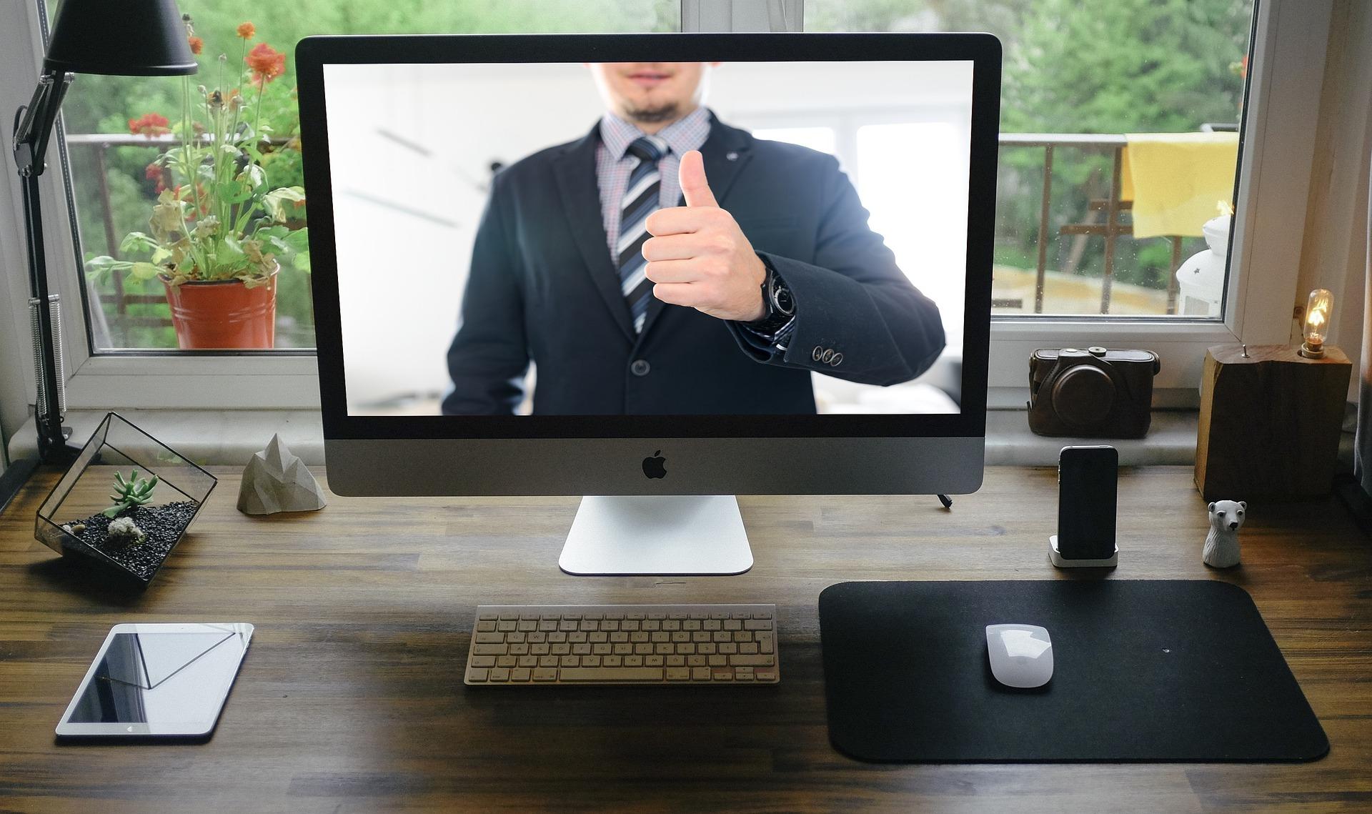 פגישות עבודה מרחוק: כך תצטלמו מעולה בזום